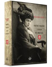 okładka Portret rodziny z herbem we wnętrzu, Książka | Łazuga Waldemar