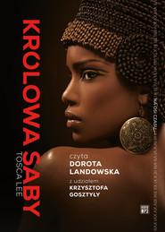 okładka Królowa Saby MP3, Audiobook | Tosca Lee