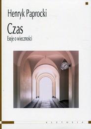 okładka Czas, Książka   Paprocki Henryk