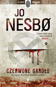 okładka Czerwone Gardło, Książka | Nesbo Jo