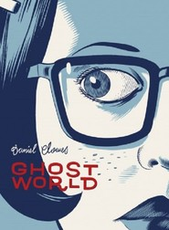 okładka Ghost World, Książka | Clowes Daniel