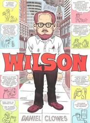 okładka Wilson, Książka | Clowes Daniel