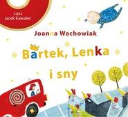 okładka Bartek, Lenka i sny, Audiobook | Joanna  Wachowiak