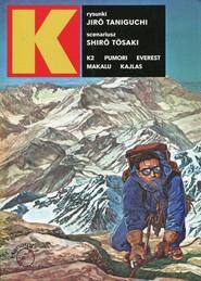 okładka K, Książka | Tosaki Shiro
