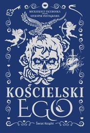 okładka Ego, Książka | Kościelski Krzysztof