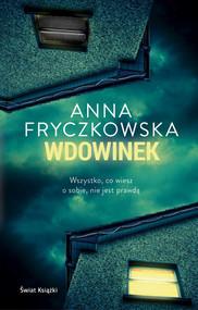 okładka Wdowinek, Książka | Fryczkowska Anna