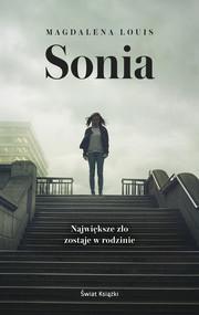 okładka Sonia, Książka | Louis Magdalena