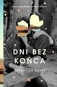 okładka Dni bez końca, Książka | Barry Sebastian