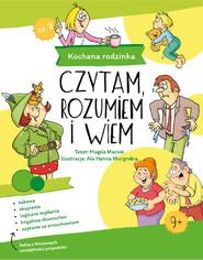 okładka Kochana rodzinka, Książka | Maciak Magdalena