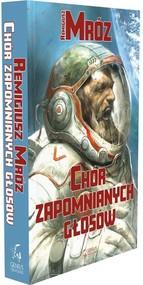 okładka Chór zapomnianych głosów, Książka | Mróz Remigiusz