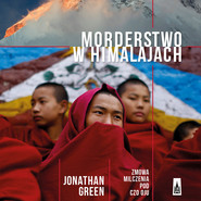 okładka Morderstwo w Himalajach, Audiobook   Jonathan  Green