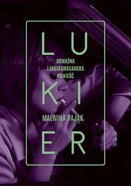 okładka Lukier, Książka | Pająk Malwina