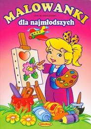 okładka Malowanki dla najmłodszych, Książka | Kruszewski Włodzimierz
