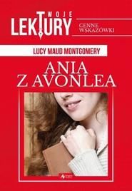 okładka Ania z Avonlea, Książka | Lucy Maud Montgomery