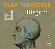 okładka Bieguni, Audiobook | Olga Tokarczuk