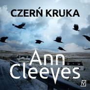 okładka Czerń kruka, Audiobook   Ann Cleeves