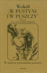 okładka Wokół W pustyni i w puszczy, Książka |