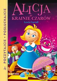 okładka Alicja w Krainie Czarów, Książka | Carroll Lewis