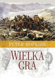 okładka Wielka Gra Sekretna wojna o Azję Środkową, Książka | Hopkirk Peter