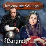 okładka Margret, Audiobook | Frid  Ingulstad