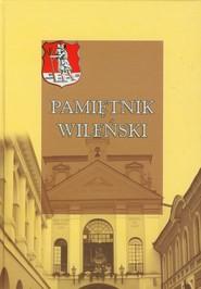 okładka Pamiętnik wileński, Książka |