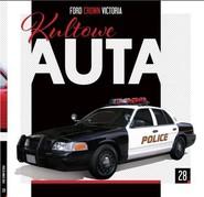 okładka Kultowe Auta 28. Ford Crown Victoria, Książka |