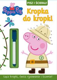 okładka Peppa Pig Pisz i ścieraj nr 7, Książka  