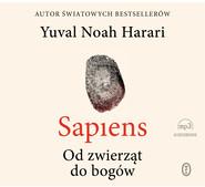 okładka Sapiens, Audiobook | Yuval Noah  Harari