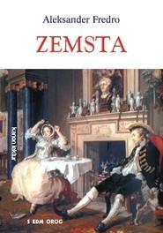okładka Zemsta, Książka | Fredro Aleksander