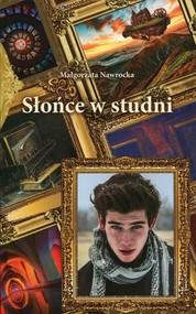 okładka Słońce w studni, Książka | Nawrocka Małgorzata