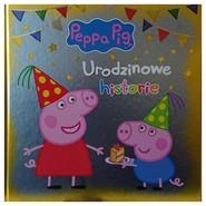 okładka Świnka Peppa Urodzinowe historie, Książka  