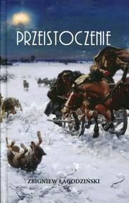 okładka Przeistoczenie, Książka   Łagodziński Zbigniew