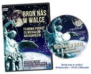 okładka Broń nas w walce + DVD, Książka |