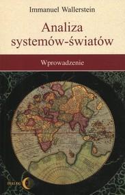 okładka Analiza systemów - światów Wprowadzenie, Książka | Wallerstein Immanuel