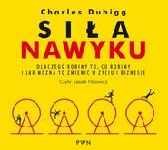 okładka Siła nawyku, Audiobook | Charles Duhigg