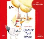 okładka Kapelusz Pani Wrony, Audiobook | Danuta Parlak