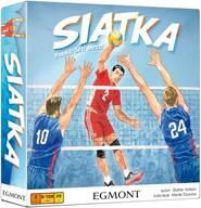 okładka Siatka Punkt! Set! Mecz!, Książka | Kołecki Stefan