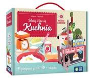okładka Składaj i baw się Kuchnia, Książka | Zanotelli Milena