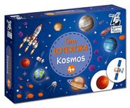 okładka Kapitan Nauka Gra Loteryjka Kosmos 4+, Książka |