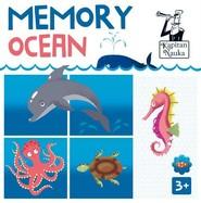 okładka Kapitan Nauka Memory Ocean, Książka |