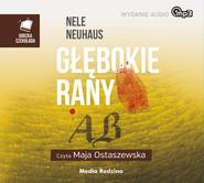 okładka Głębokie rany, Audiobook   Nele Neuhaus