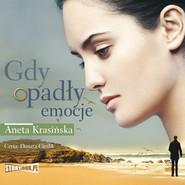 okładka Gdy opadły emocje, Audiobook | Aneta Krasińska