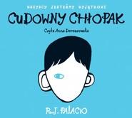 okładka CUDOWNY CHŁOPAK, Audiobook | R.J. Palacio