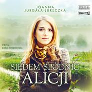 okładka Siedem spódnic Alicji, Audiobook | Joanna Jurgała-Jureczka