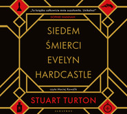 okładka SIEDEM ŚMIERCI EVELYN HARDCASTLE, Audiobook | Stuart Turton