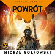 okładka Powrót, Audiobook | Michał Gołkowski