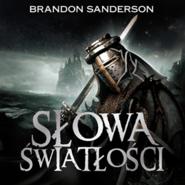 okładka Słowa światłości, Audiobook | Brandon Sanderson