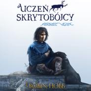 okładka Uczeń skrytobójcy, Audiobook   Hobb Robin