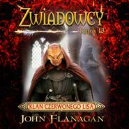 okładka Zwiadowcy cz. 13. Klan czerwonego lisa, Audiobook | John Flanagan