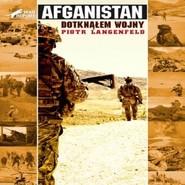 okładka Afganistan. Dotknąłem wojny, Audiobook | Piotr Langenfeld